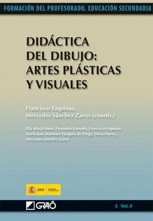 DIDÁCTICA DEL DIBUJO: ARTES PLÁSTICAS Y VISUALES