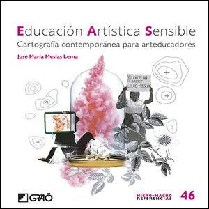 EDUCACIÓN ARTISTICA SENSIBLE