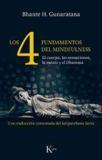 LOS CUATRO FUNDAMENTOS DEL MINDFULNESS