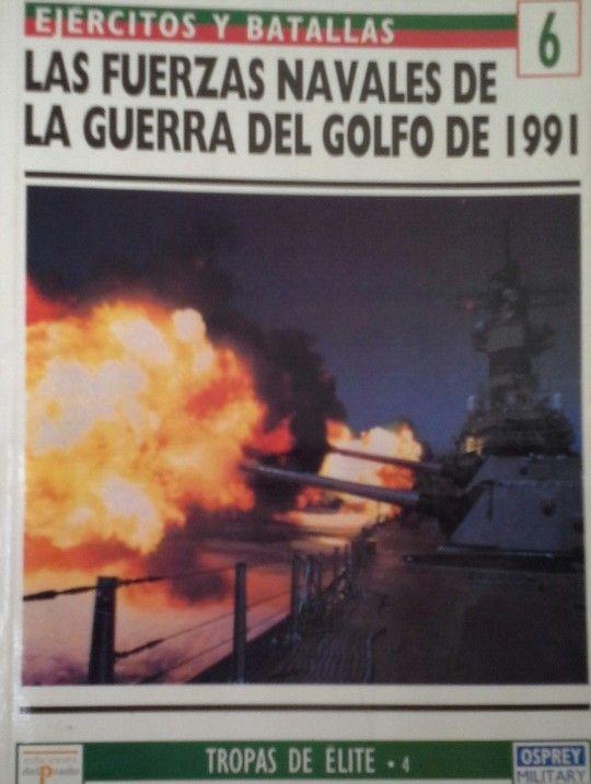 FUERZAS NAVALES DE LA GUERRA DEL GOLFO DE 1991, LAS