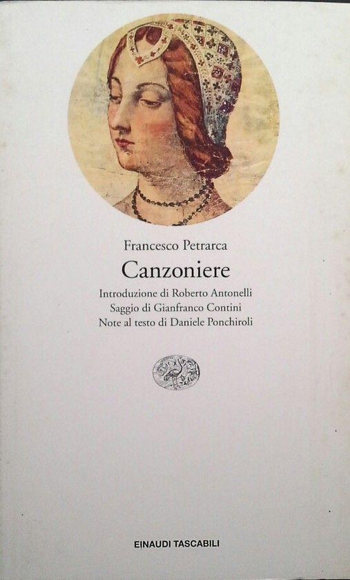 CANZONIERE DI FRANCESCO PETRARCA