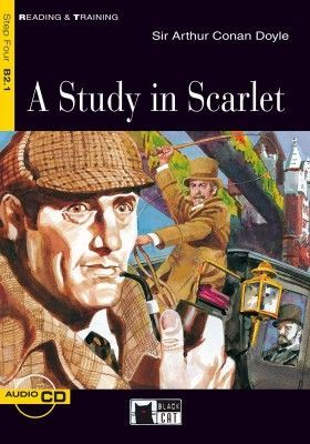 STUDY IN SCARLET. CON CD AUDIO (A) (READING AND TRAINING)