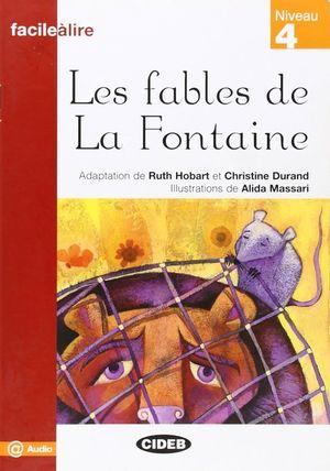 LES FABLES DE LA FONTAINE (4.FACILE-A-LIRE)