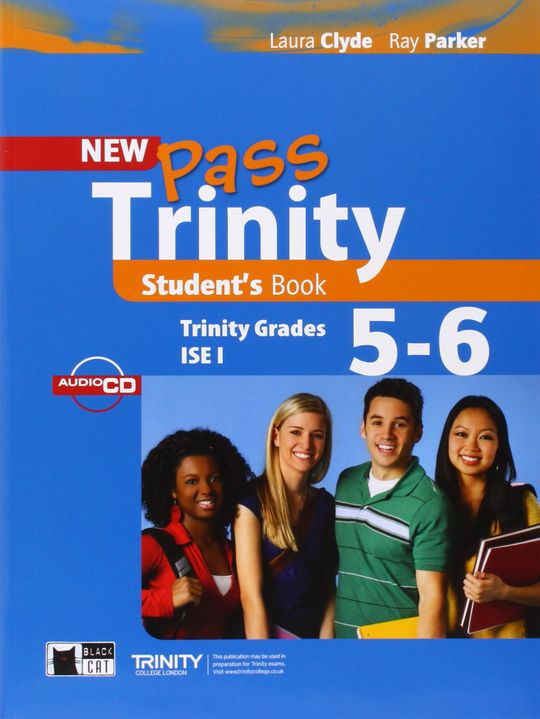 NEW PASS TRINITY ST 5-6 +CD