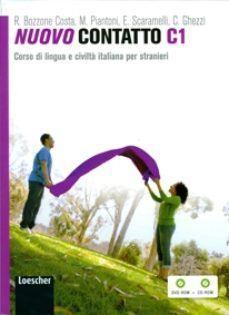NUOVO CONTATTO C1 (LIBRO + DVD-ROM + CD-ROM)