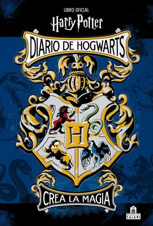 HARRY POTTER. DIARIO DE HOGWARTS