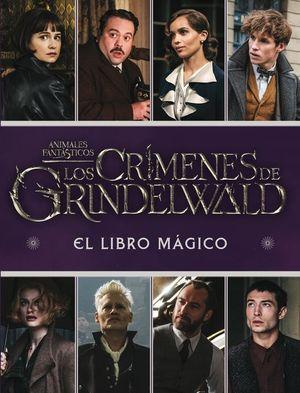 LOS CRÍMENES DE GRINDELWALD: EL LIBRO MÁGICO