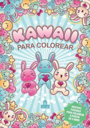 KAWAII PARA COLOREAR
