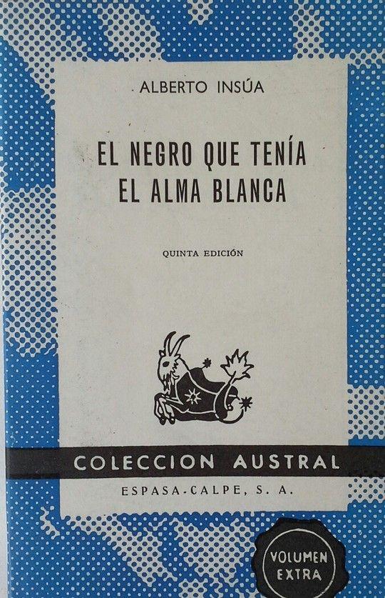 EL NEGRO QUE TENIA EL ALMA NEGRA