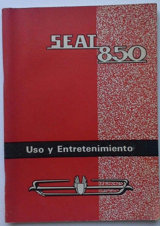 SEAT 850 USO Y ENTRETENIMIENTO