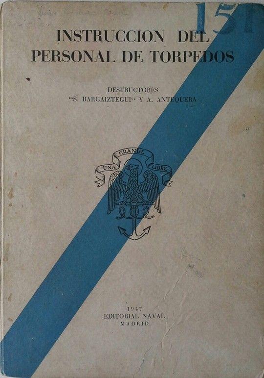 INSTRUCCION DEL PERSONAL DE TORPEDOS