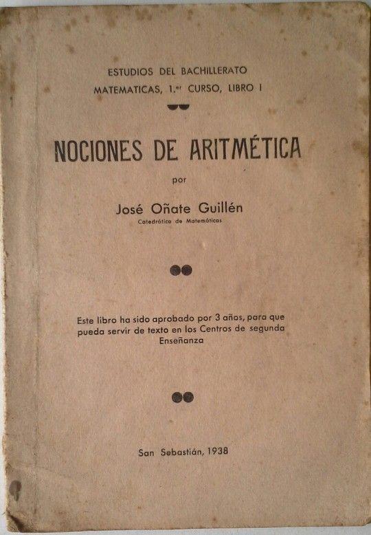 NOCIONES DE ARITMETICA