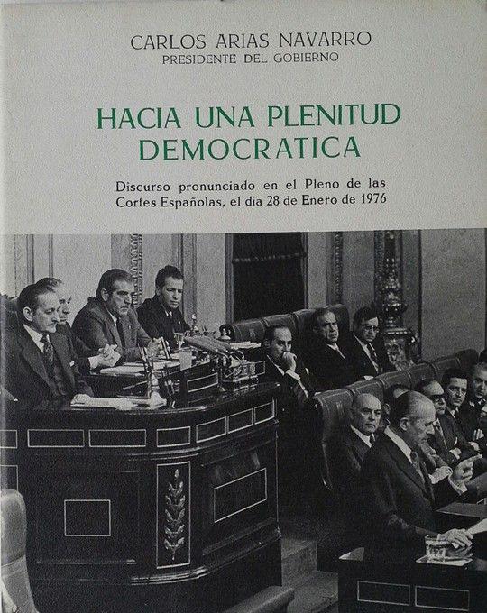 HACIA UNA PLENITUD DEMOCRATICA