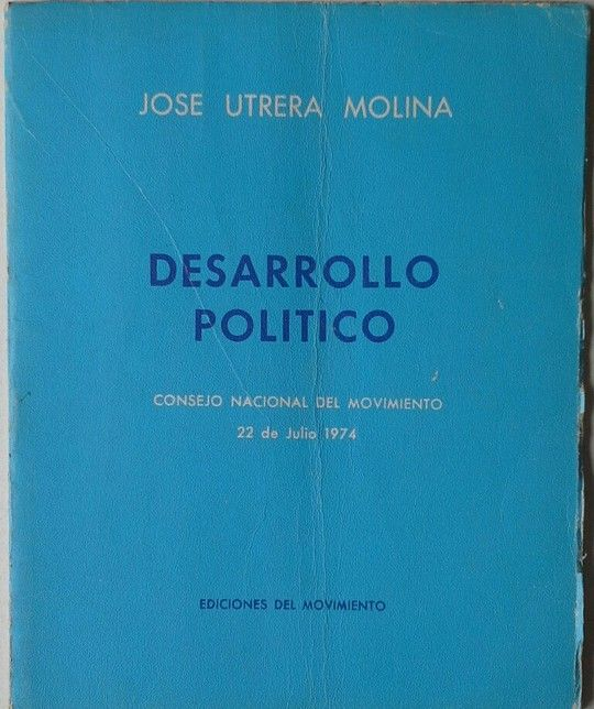 DESARROLLO POLITICO