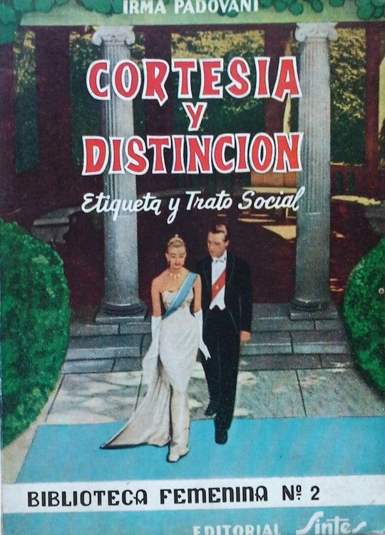 CORTESIA Y DISTINCION