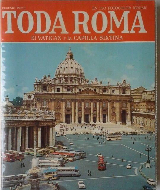 TODA ROMA. EN 150 FOTOCOLOR KODAK
