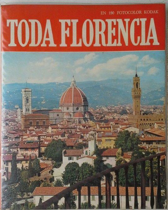 TODA FLORENCIA. EN 190 FOTOCOLOR KODAK