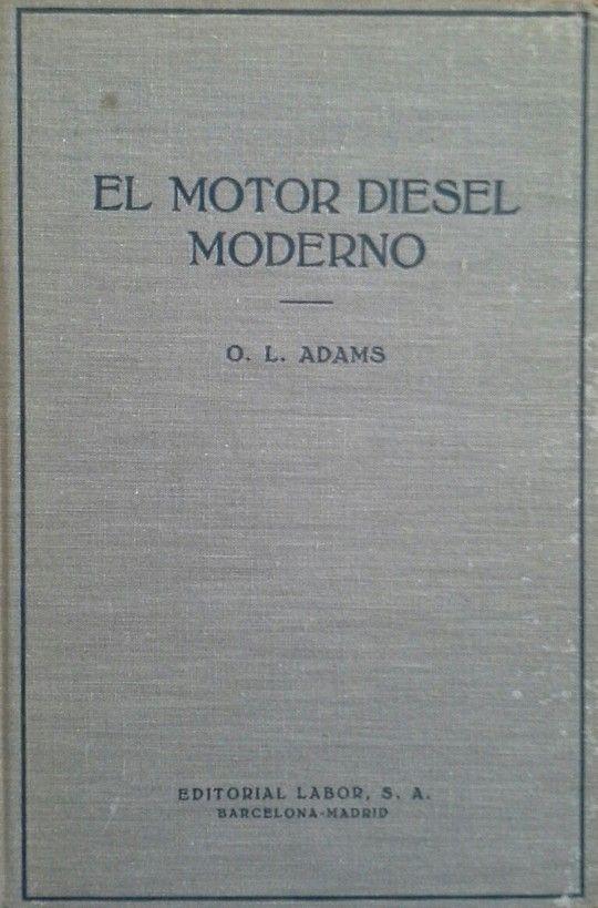 EL MOTOR DIESEL MODERNO