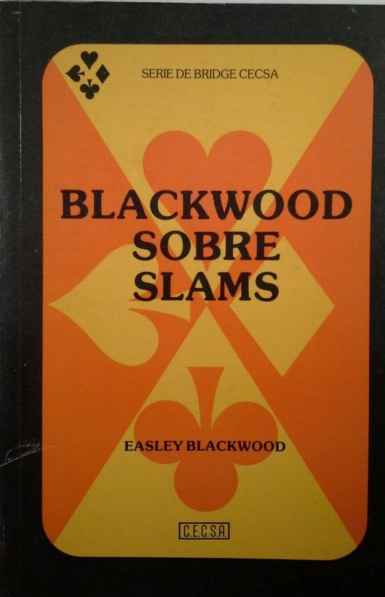 BLACKWOOD SOBRE SLAMS