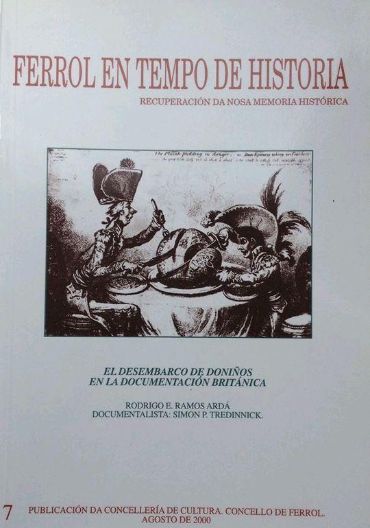 FERROL EN TEMPO DE HISTORIA 7.  RECUPERACION DA NOSA MEMORIA HISTORICA