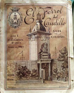 EL FERROL DEL CAUDILLO - GUIA DE LA CIUDAD