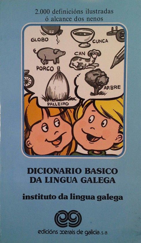 DICIONARIO BÁSICO DA LINGUA GALEGA