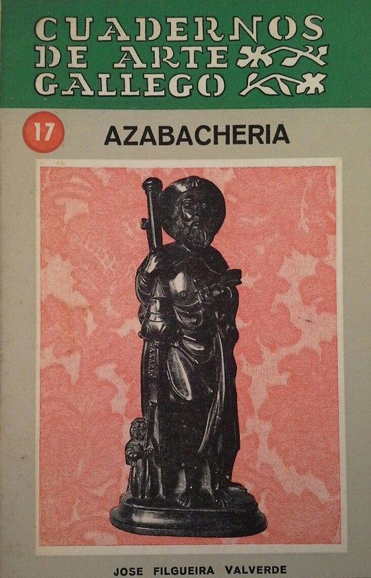 CUADERNOS DE ARTE GALLEGO 17 AZABACHERIA