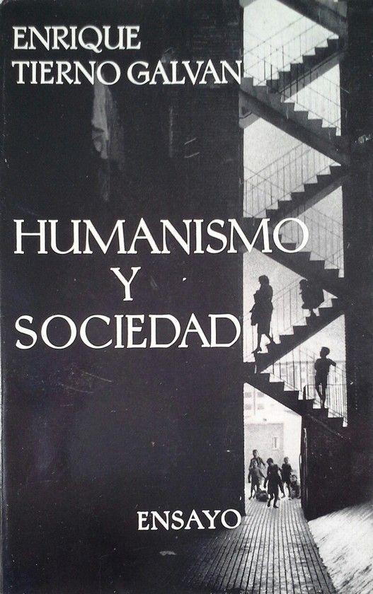 HUMANISMO Y SOCIEDAD