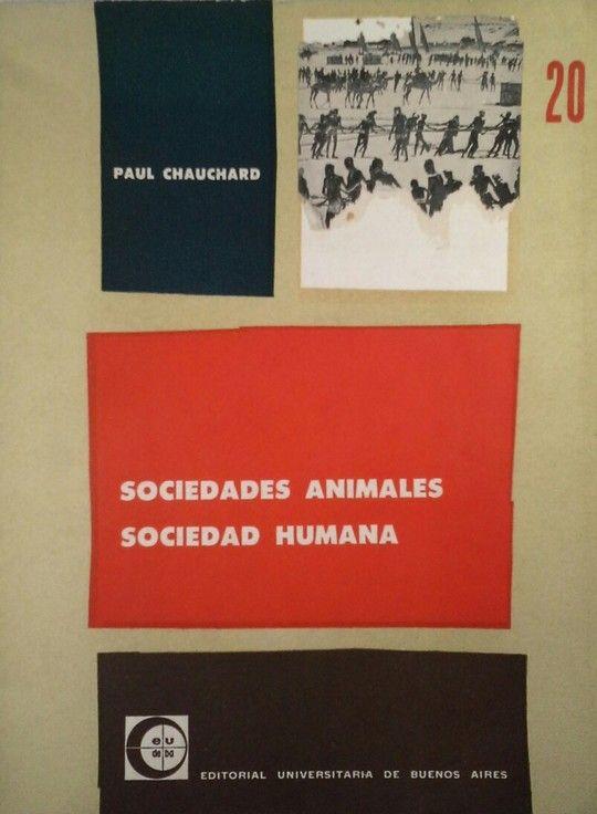 SOCIEDADES ANIMALES  SOCIEDAD HUMANA