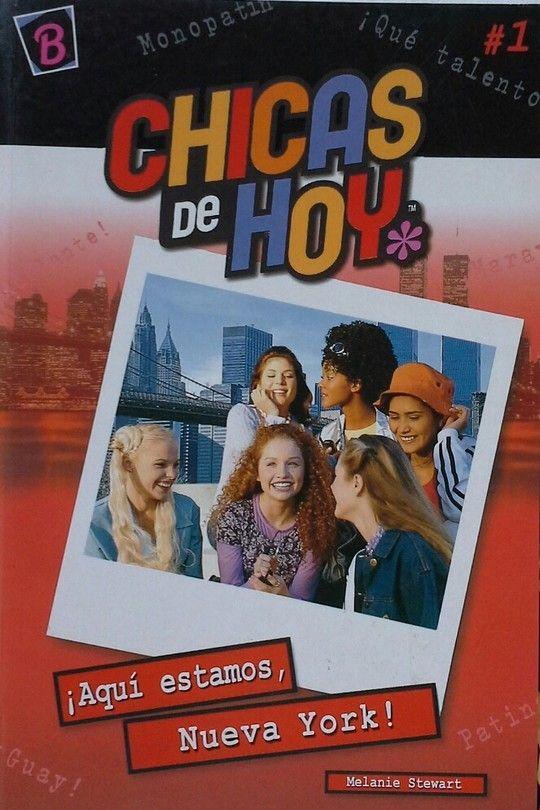 CHICAS DE HOY   AQUI ESTAMOS NUEVA YORK