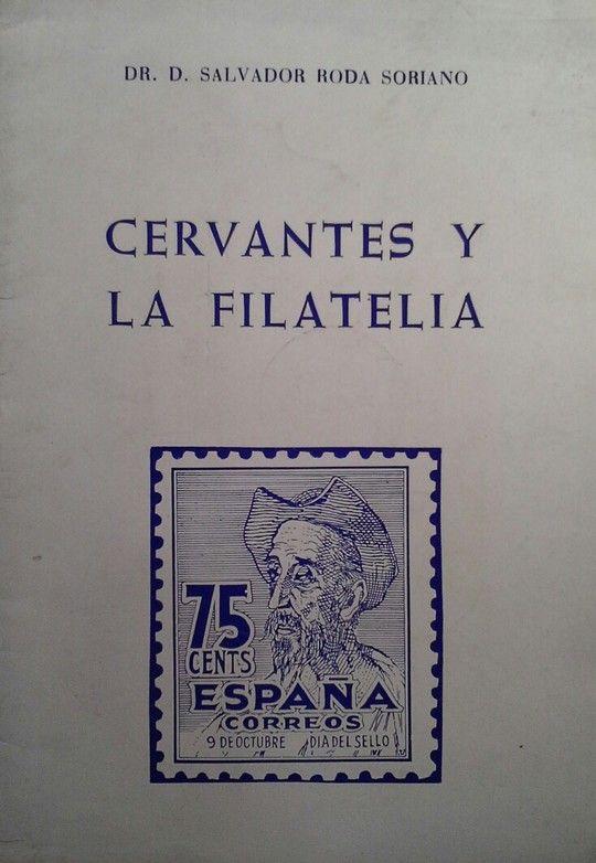 CERVANTES Y LA FILATELIA