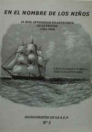 REAL EXPEDICION FILANTROPICA DE LA VACUNA (1803-1806)