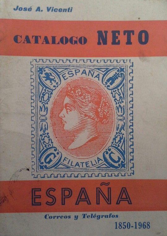 CATALOGO NETO ESPAÑA 1968
