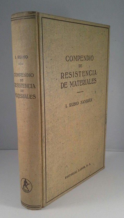 COMPENDIO DE RESISTENCIAS DE MATERIALES
