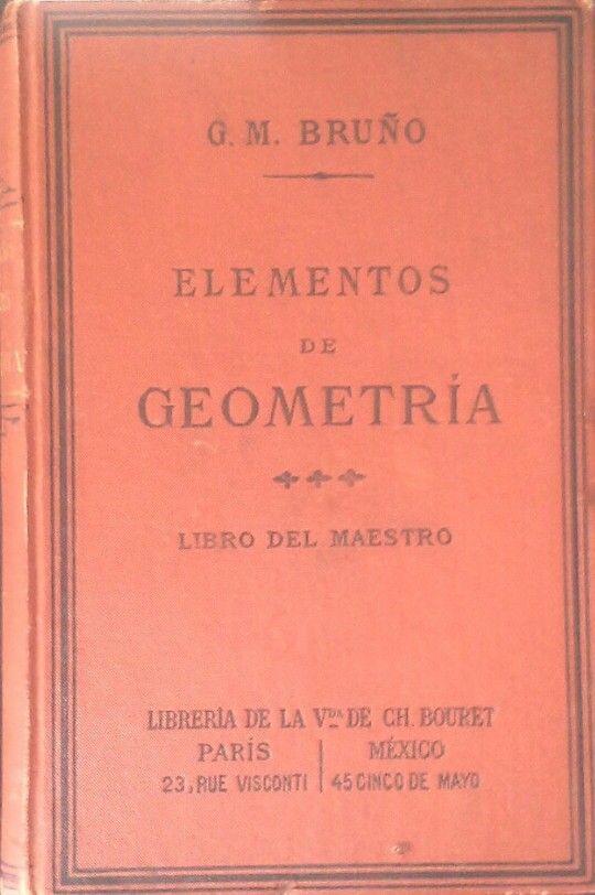 ELEMENTOS DE GEOMETRIA - CLAVE DE LOS EJERCICIOS