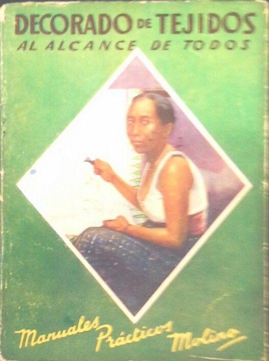 DECORADO DE TEJIDOS AL ALCANCE DE TODOS