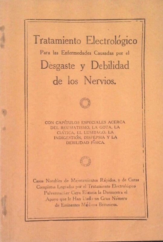 TRATAMIENTO ELECTROLÓGICO