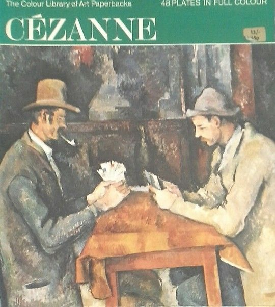 CÉZANNE (48 PLATES IN FULL COLOUR)