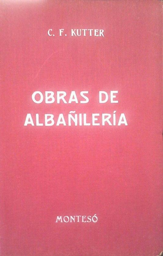 CÁLCULO DE PRECIOS EN LAS OBRAS DE ALBAÑILERÍA