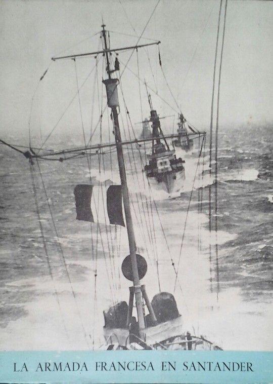 LA MARINA FRANCESA EN SANTANDER (1872-1972)