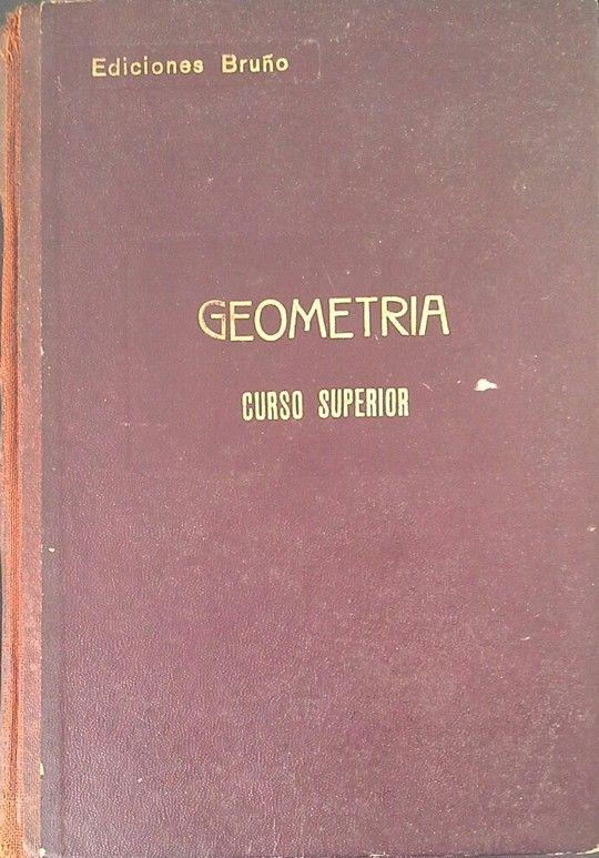 GEOMETRÍA - CURSO SUPERIOR