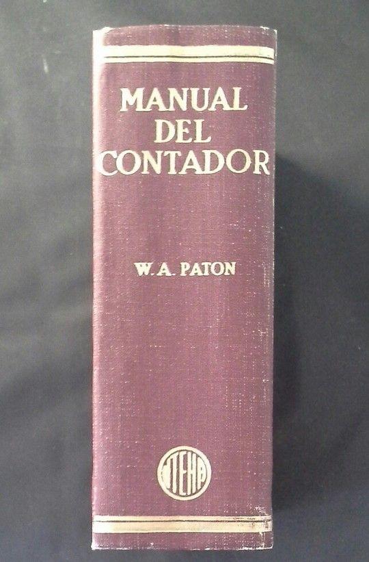 MANUAL DEL CONTADOR