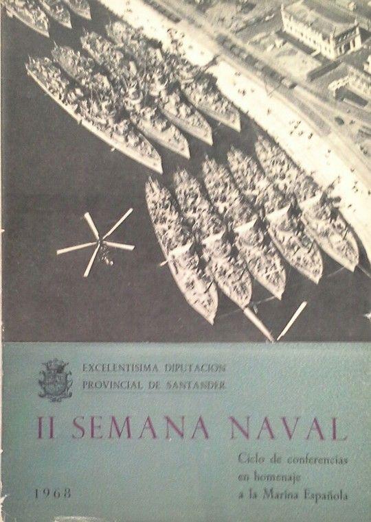 II SEMANA NAVAL - SANTANDER 1968