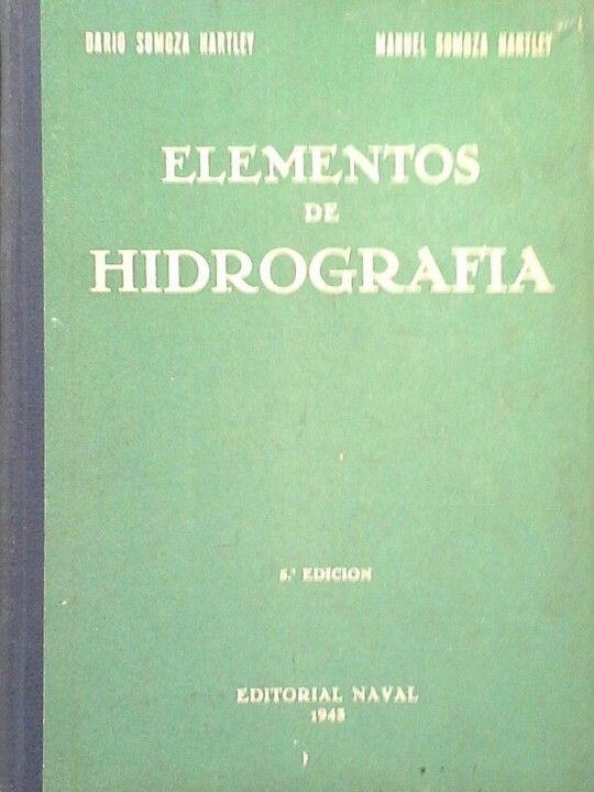ELEMENTOS DE HIDROGRAFÍA
