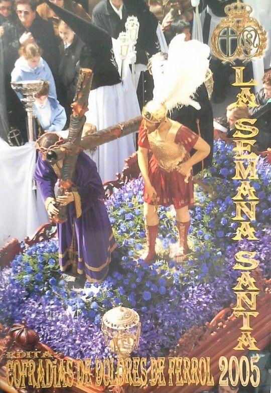 LA SEMANA SANTA 2005 - FERROL