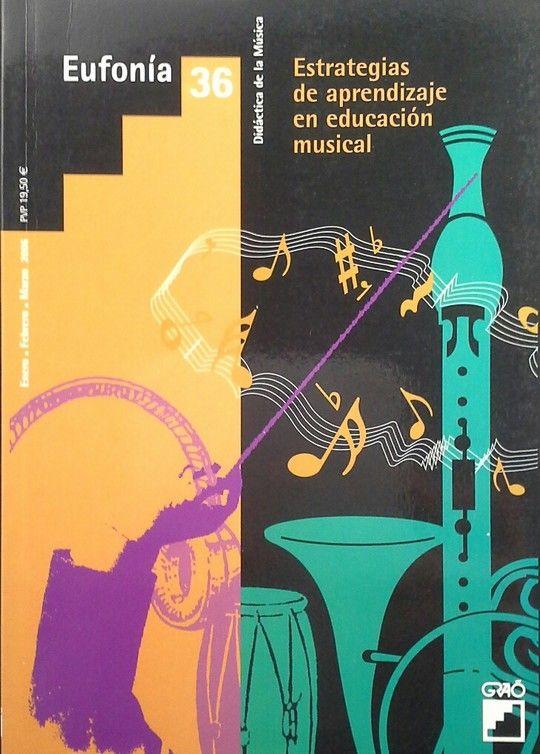 ESTRATEGIAS DE APRENDIZAJE EN EDUCACIÓN MUSICAL