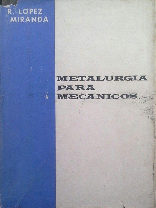 METALURGIA PARA MECÁNICOS