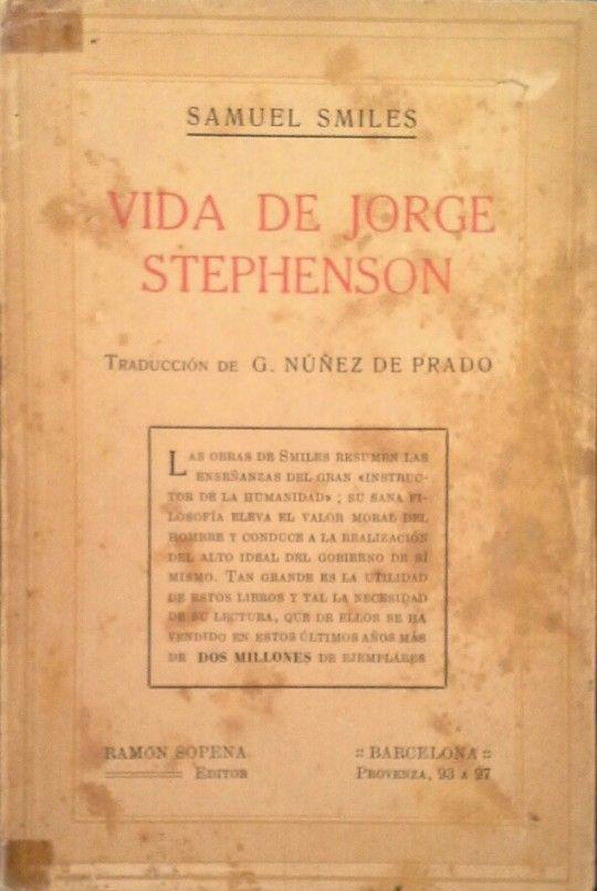 VIDA DE JORGE STEPHENSON