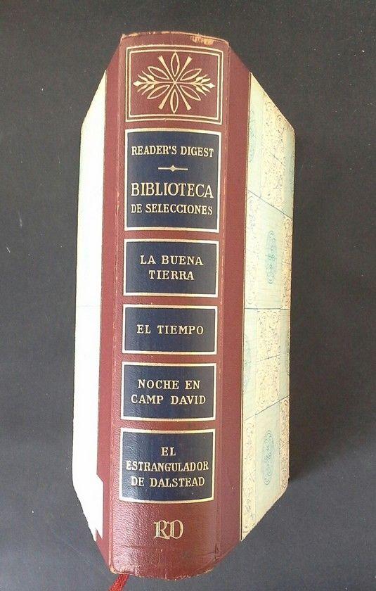 LA BUENA TIERRA (P. E. BUCK) - EL TIEMPO (A. M. MATUTE) - NOCHE EN CAMP DAVID (F
