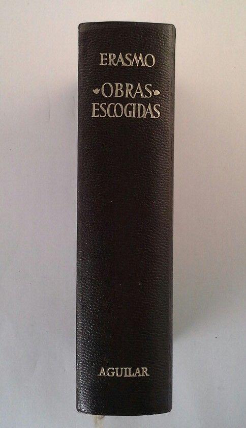 OBRAS COMPLETAS DE ERASMO